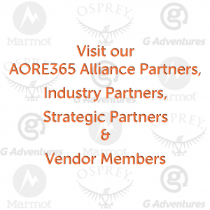 Visit AORE365 Alliance Partners, Industry Partners, Strategic Partners and Vendor Members